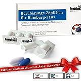 Beruhigungs-Zäpfchen® für Hamburg-Fans | Für Freunde von HSV-Fanartikeln, Kaffee-Tassen, Fan-Schals sowie Männer, Kollegen & Fans im Hamburger SV Trikot Home