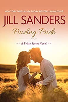 Finding Pride (Pride Series Romance Novels Book 1) (English Edition) par [Sanders, Jill]