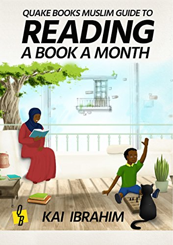 QUAKE Books Muslim Guide to Reading a Book a Month (English Edition)