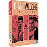 Billy Wilder 5 Movies Collection: Vol 1. - Avanti! + Irma La Douce + Kiss Me, Stupid + One. Two, Three + Some Like it Hot
