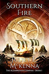 Southern Fire (The Aldabreshin Compass Book 1)