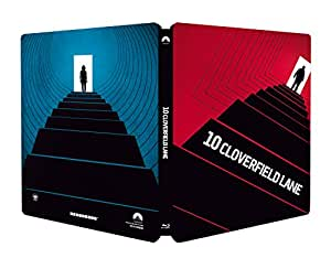 10 Cloverfield Lane (Steelbook- Edizione Limitata) (Blu-Ray + DVD)