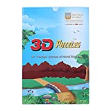 Ultra 3D Puzzles with Moral Story Book f...