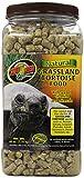 Zoo Med Natural Grassland Tortoise Food 1,70kg, Futterpellets für Landschildkröten