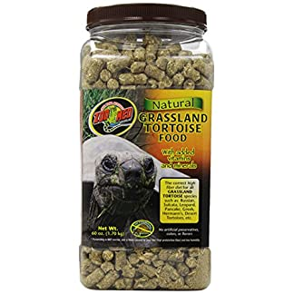 Zoo Med Grassland Tortoise Natural Fiber Food 1.7kg 18