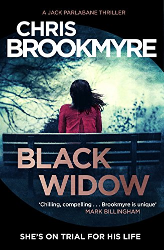 Black Widow (Jack Parlabane) by [Brookmyre, Chris]
