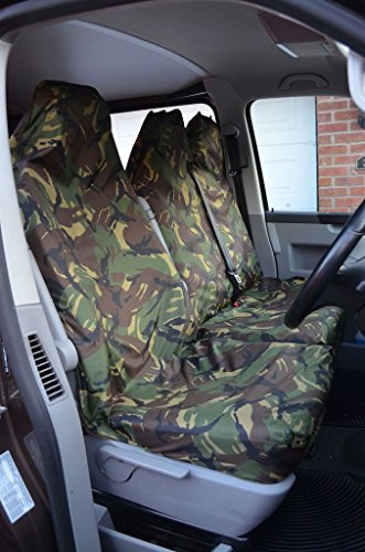 iveco-daily-2006-tipper-truck-heavy-duty-waterproof-camo-camouflage-van-seat-covers-military-green