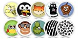 Freestyle Libre Sticker - 10er Set'Animals' | Diasticker