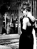 Photo Hepburn Audrey Breakfast At Tiffanys 13 A4 10x8 Poster Print