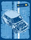 empireposter - Autos - Mini - Haynes Classic - Größe (cm), ca. 40x50 - Mini-Poster, NEU -