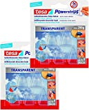 tesa transparent, max. 200g, 2 10