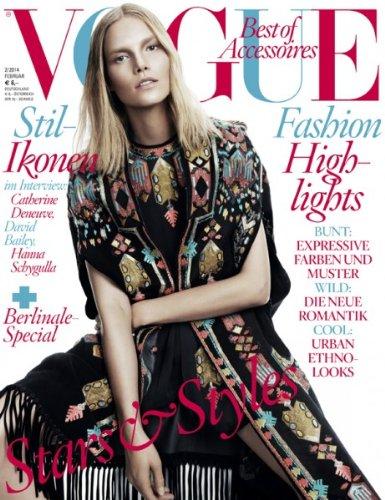 Vogue Deutsch Juni 2013 Sonne de luxe Sommer Highlights Die Trend-Looks für Pool, Beach und Party + Schmuck & Assessoires, 33 Reise-Hot-Spots von Vorneo bis Capri uvm.