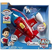 Paw Patrol - Helicóptero de Patrulla aérea, color rojo, azul, blanco (6026623)