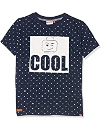 Lego Wear Boy Iconic Teo 303, T-Shirt Garçon