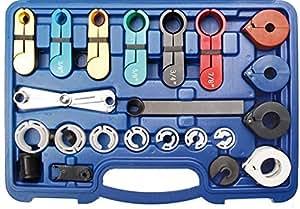 Bgs Câble connecteurs de démontage de 22pièces, 1pièce, 8036