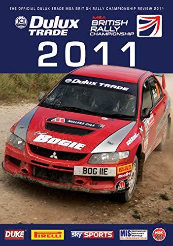 2011 MSA British Rally Championship Review Msa-video