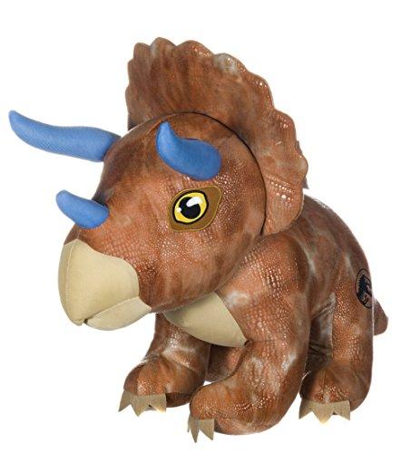 Posh Paws 37455 JW2 Jurassic World 2 Triceraptops 14' Multi, Talla Única