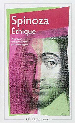 Oeuvres III : Ethique par Baruch de Spinoza