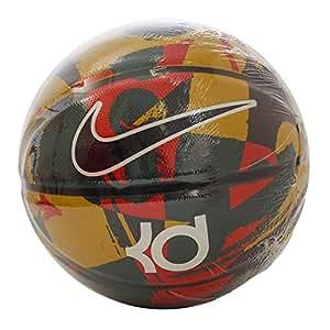 Nike Basketball Kevin Durant 07 Playground 8P Basketball Herren NBA GSW Dark Citron