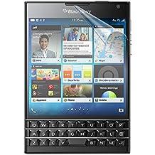 Lapinette–Juego dos protectores de pantalla (X2) Blackberry Passport