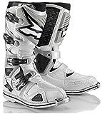 Axo Motorradstiefel Motocross A2 Weiß EU 41