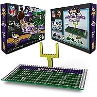 NFL Minnesota Vikings Endzone Toy Set by