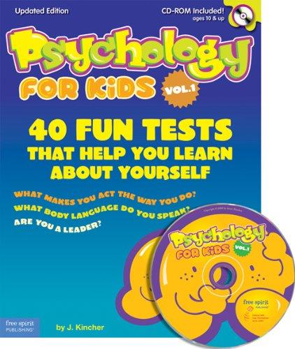 Psychology for Kids (Book & CD Rom)