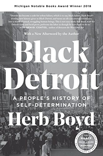 Black Detroit: A People's History of Self-Determination (English Edition)