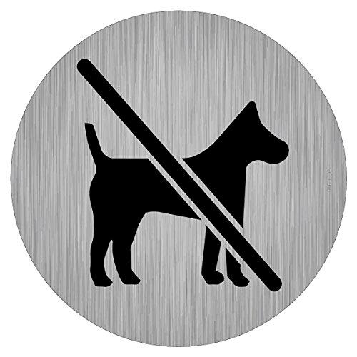 immi Verbots-Zeichen, Keine Hunde, Hunde müssen draußen bleiben, ()