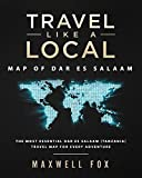 Travel Like a Local - Map of Dar es Salaam: The Most Essential Dar es Salaam (Tanzania) Travel Map for Every Adventure