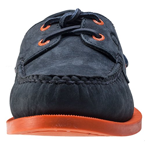 Chaussures Navy Homme Marine Orange Compass Semelle Chatham G2 YYUB8qZ
