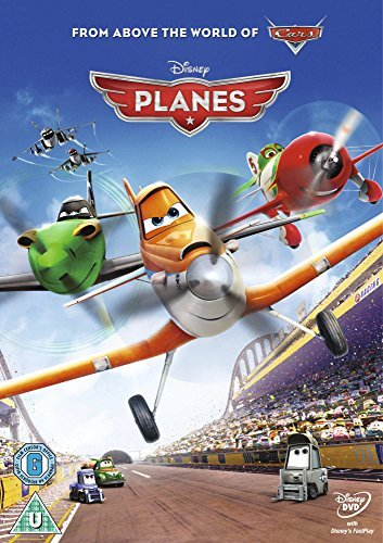 Planes [DVD] by Dane Cook