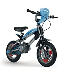 INJUSA Élite - Bicicleta evolutiva (para mayores de 2 años, max 50 kg), azul