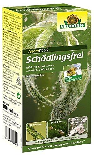 Neudorff Neem Plus Schädlingsfrei (100ml)