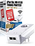 Devolo dLAN 1200+ WiFi ac - Adaptador de red PLC Powerline