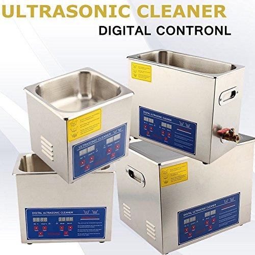 Pulitore industriale ad ultrasonico pulizia in acciaio...