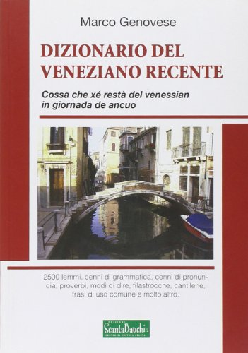 Dizionario del veneziano recente