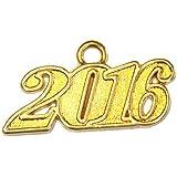 Doktorhut Jahreszahl 2016 Doctor Hut Abi Diplom Tassel Anhänger