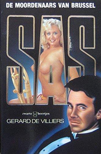 De moordenaars van Brussel (SAS Book 92) (Dutch Edition)