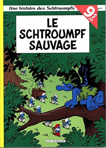 Les Schtroumpfs Lombard - tome 19 - Schtroumpf sauvage (Le ) (opé d'été 2016)