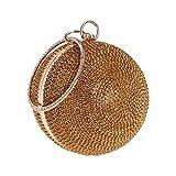 Damen Umhängetasche Diagonal Crossover Fashion Trends Diamanten Mini Handtasche Crossbody Schulter mit Schultergurt