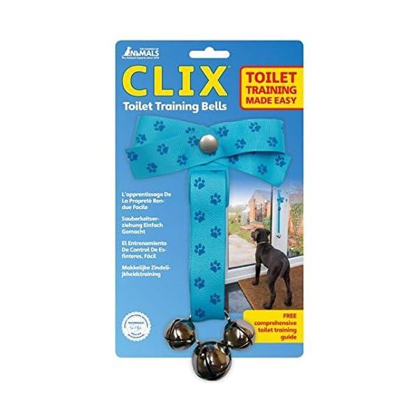 Clix Toilet Training Bells 1