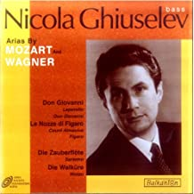 Arias By Mozart and Wagner