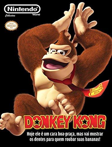 Nintendo World Collection Ed. 10 - Donkey Kong (Portuguese Edition) por Edicase