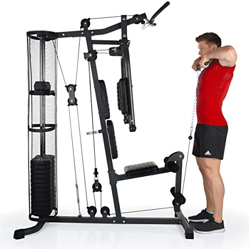 HAMMER Premium Kraftstation – Muskeltraining für Zuhause Bild 4*