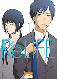 ReLIFE Edition simple Tome 1