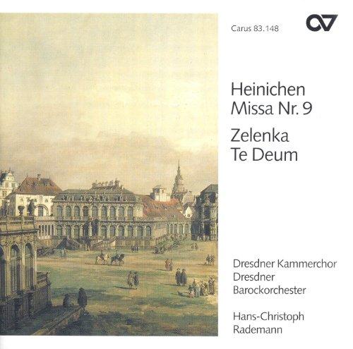 Zelenka, J.: Te Deum / Heinichen, J.: Missa No. 9