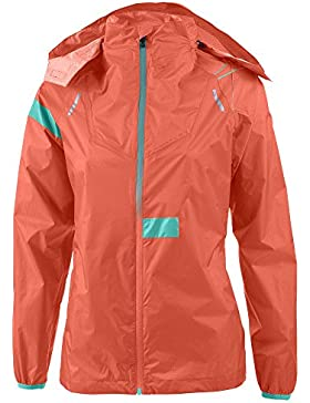 Joma impermeable Olimpia III Mujer Uniforms, CORAL, Small