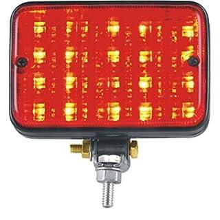 Bajato LED Hinter Nebelscheinwerfers Endstück/Lampe Licht Zu Stoppen für LKW Traktoren-anhänger 24V -12002302