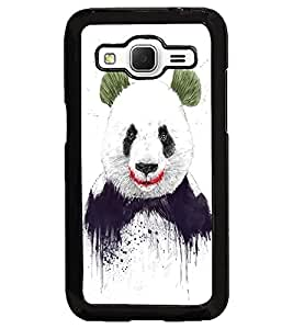 PrintDhaba Big Teddy D-1011 Back Case Cover for SAMSUNG GALAXY CORE PRIME (Multi-Coloured)